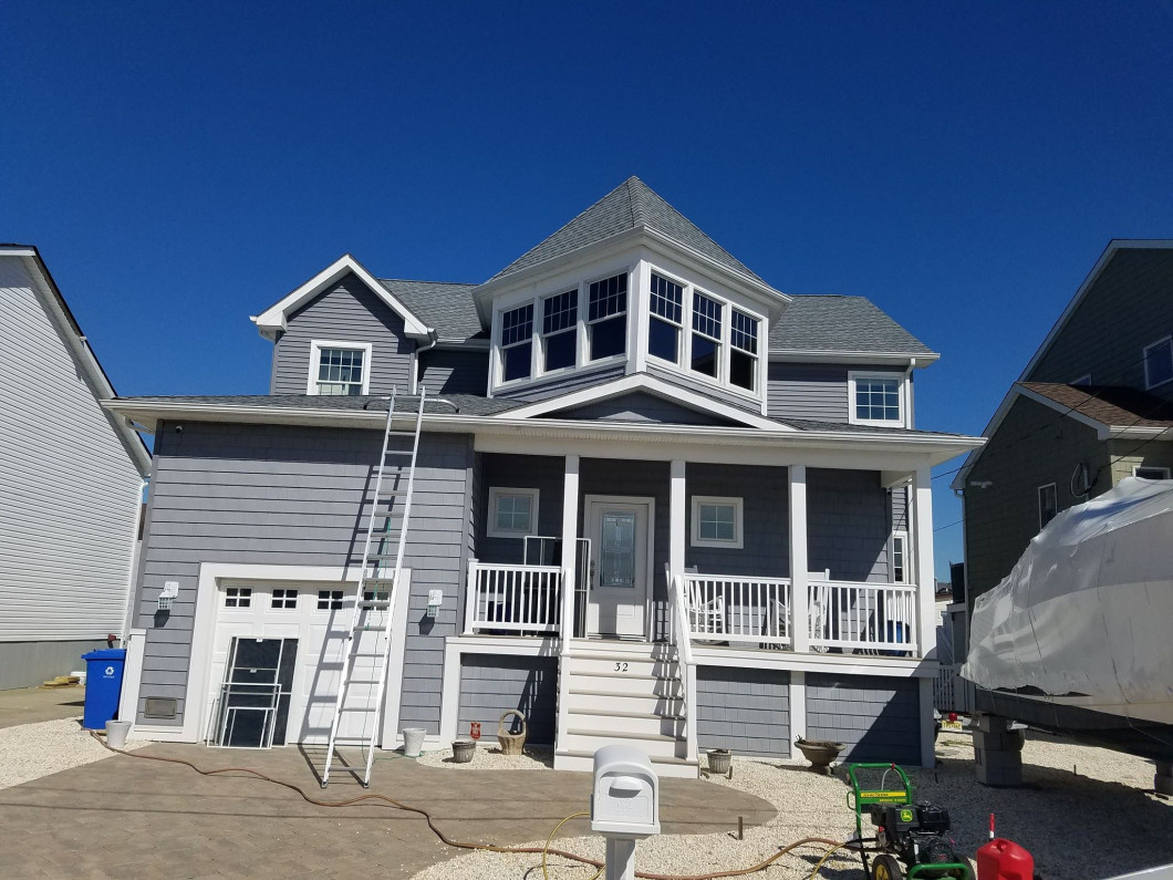 window cleaning services in  Long Beach Island, Monmouth Co, Barnegat NJ