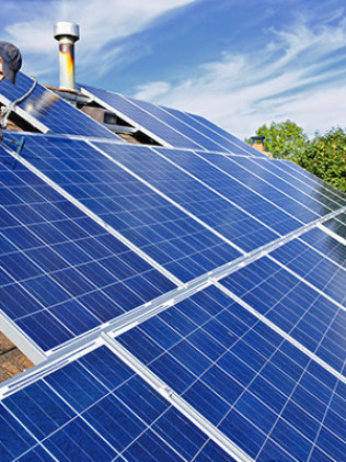 Solar Panel Cleaning in Long Beach Island, Monmouth Co, Barnegat NJ