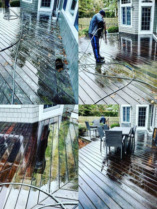 Power Washing Services in Long Beach Island, Monmouth Co, Barnegat NJ
